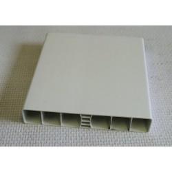 Lisse PVC 160 x 28 mm 1 mètre linéaire