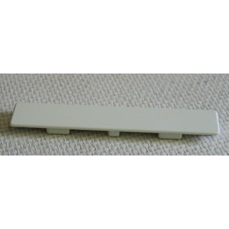 Bouchon pour lisse PVC 160 x 28 mm