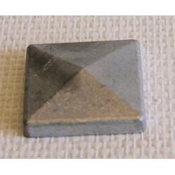 Tête de poteau 50 x 50 mm