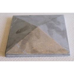 Tête de poteau 150 x 150 mm